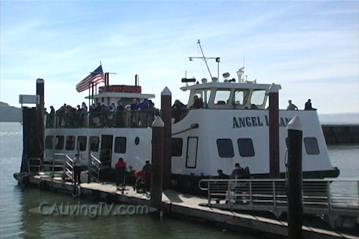 Ferry Schedule San Francisco To Angel Island