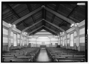 Angel Island Chapel - Image By Rosenthal, James W., creator [Public domain], via Wikimedia Commons