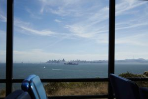 Take in incredible views on an Angel Island Tram Tour.